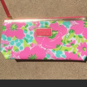 🎃Lilly Pulitzer carryall case